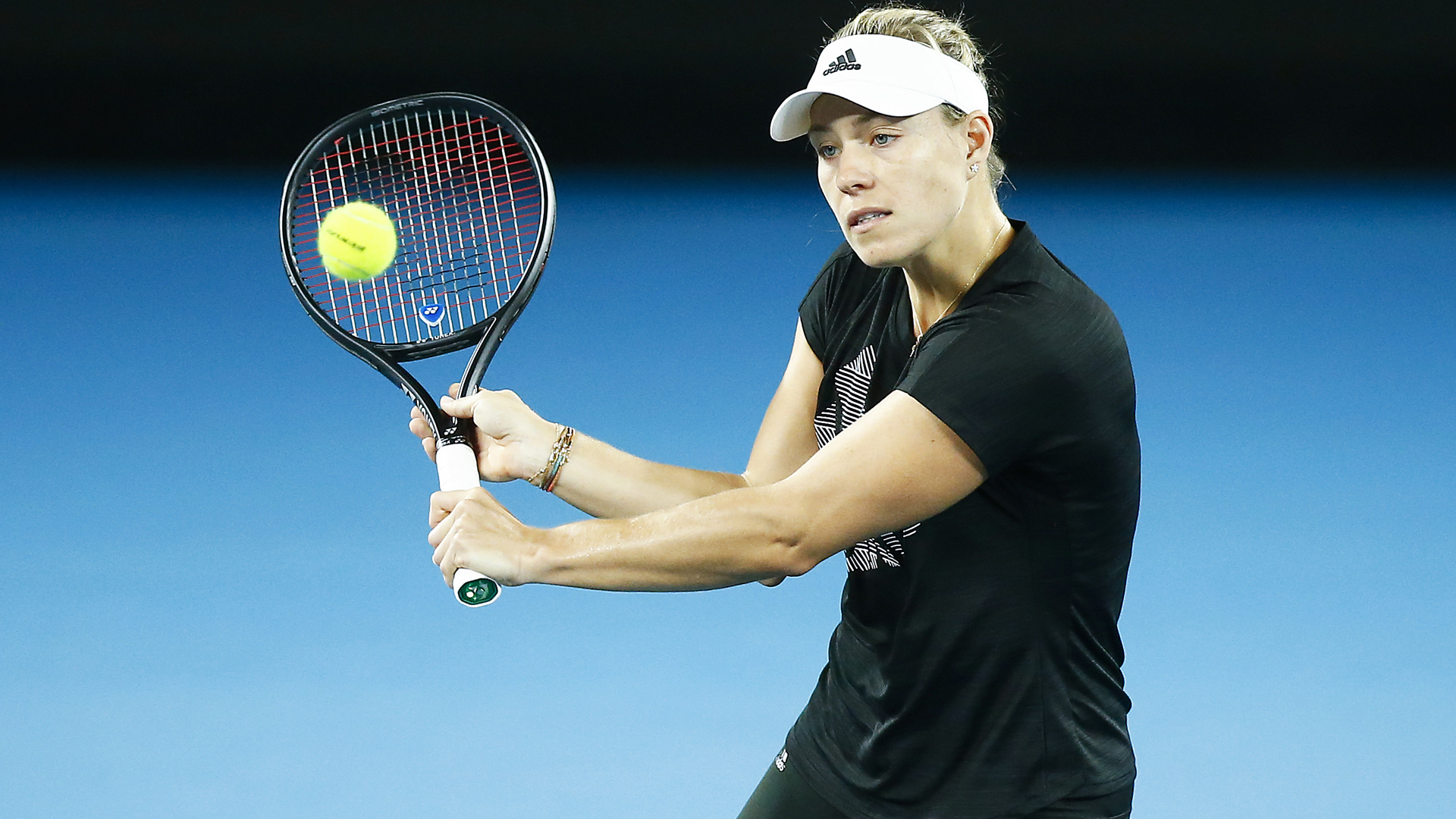 Australian Open 2020: Kerber hopeful over hamstring injury