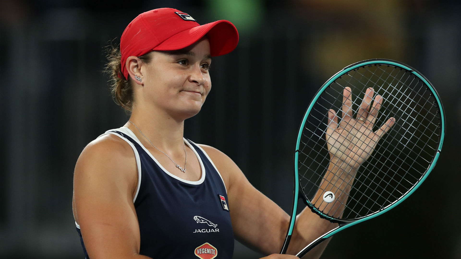 Barty battles back to set up Yastremska final