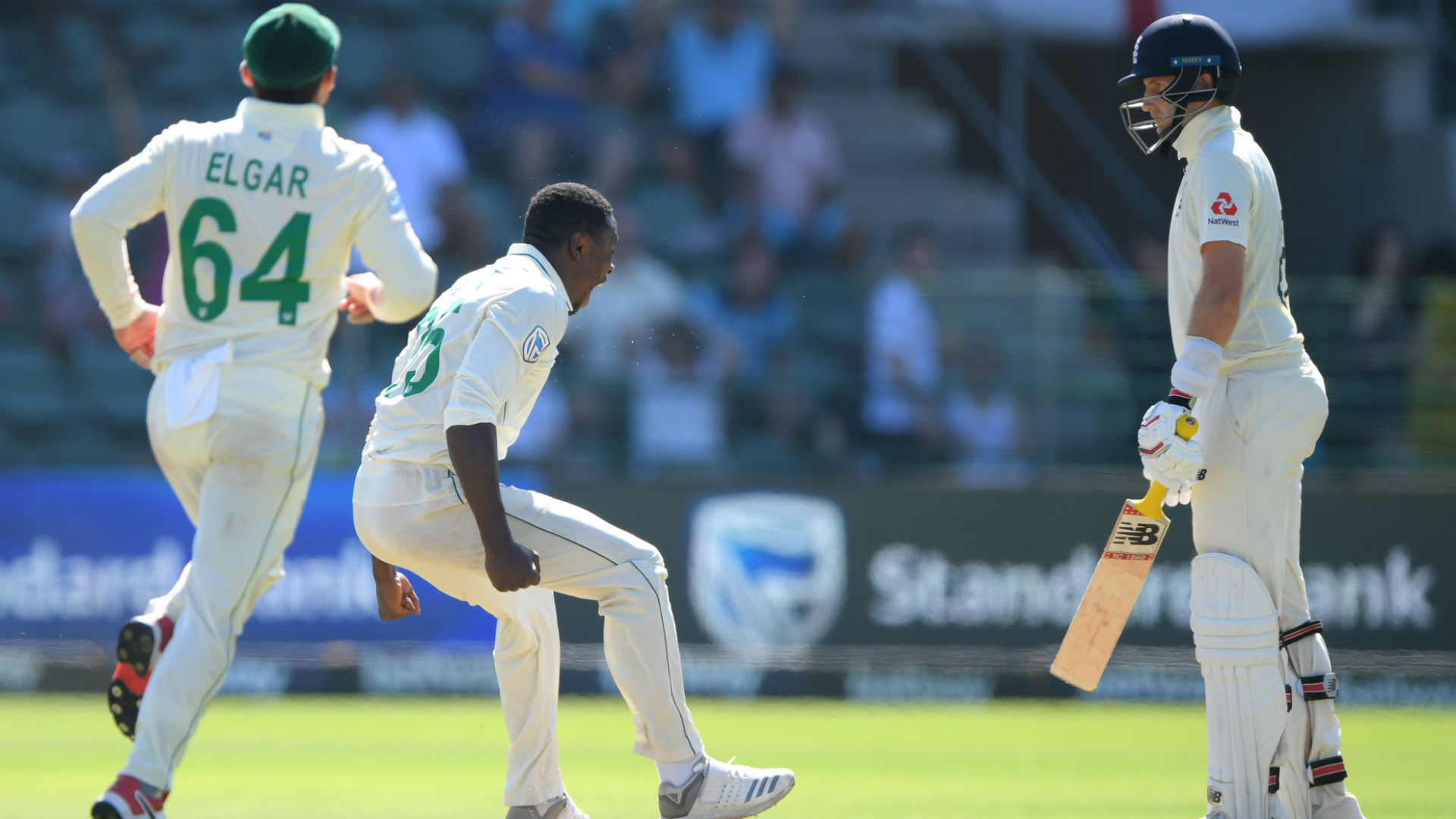 South Africa seamer Rabada to miss fourth England Test after Root celebration