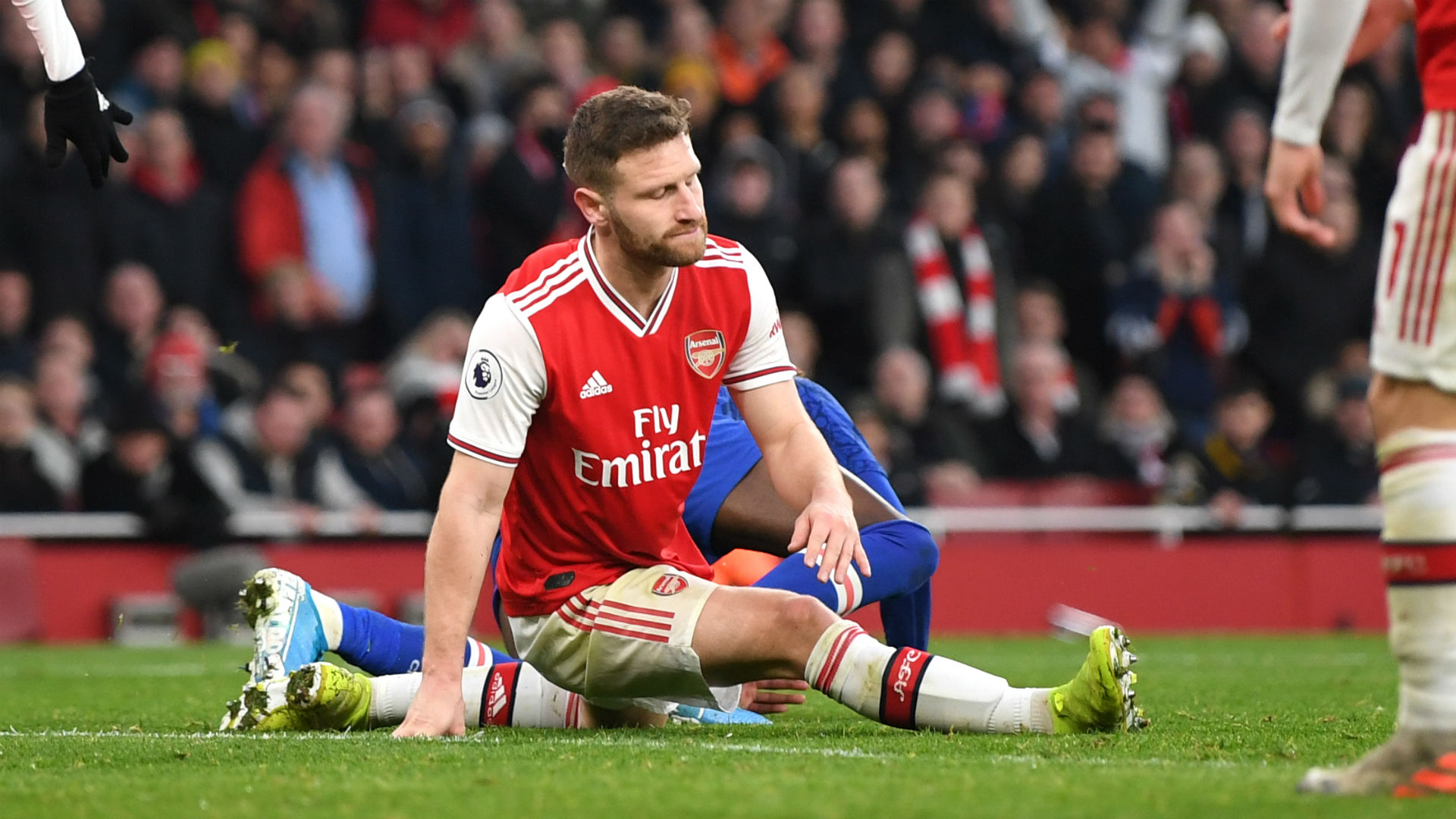 Mustafi admits criticism during Arsenal stay has been hard to handle