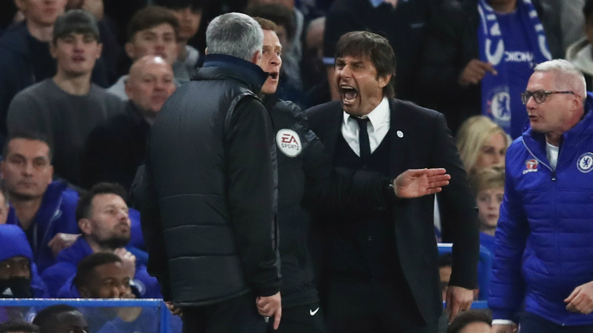 Mourinho hits out at Conte as Inter chase Eriksen