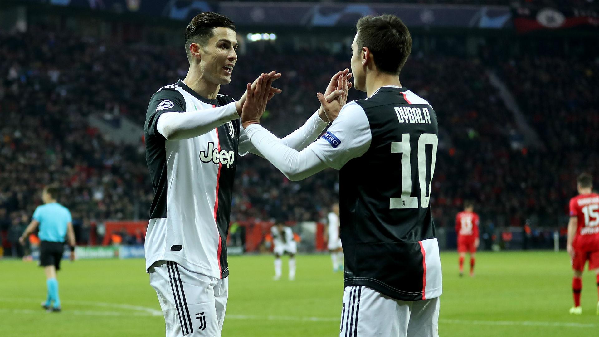 Sarri confident over Ronaldo-Dybala alliance