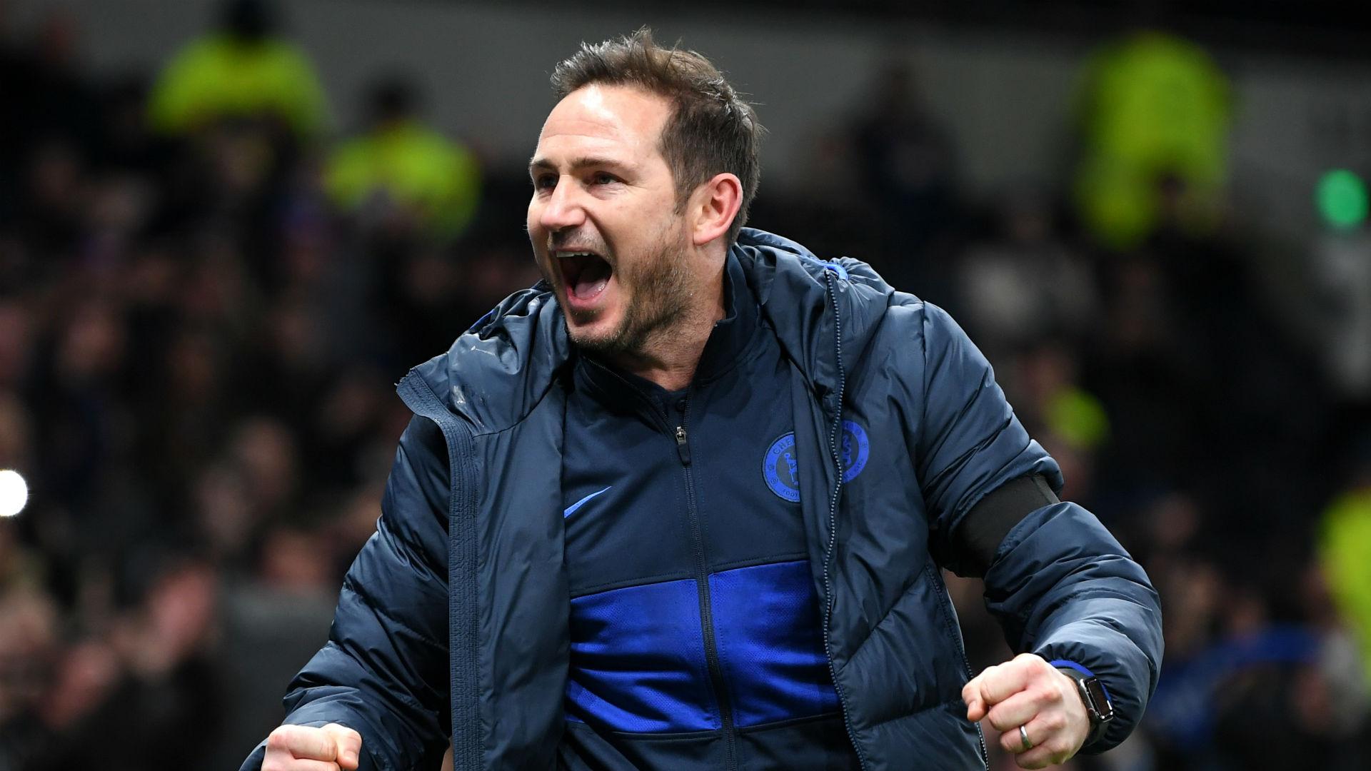 Chelsea boss Lampard out to avoid 'knee-jerk' transfers in January