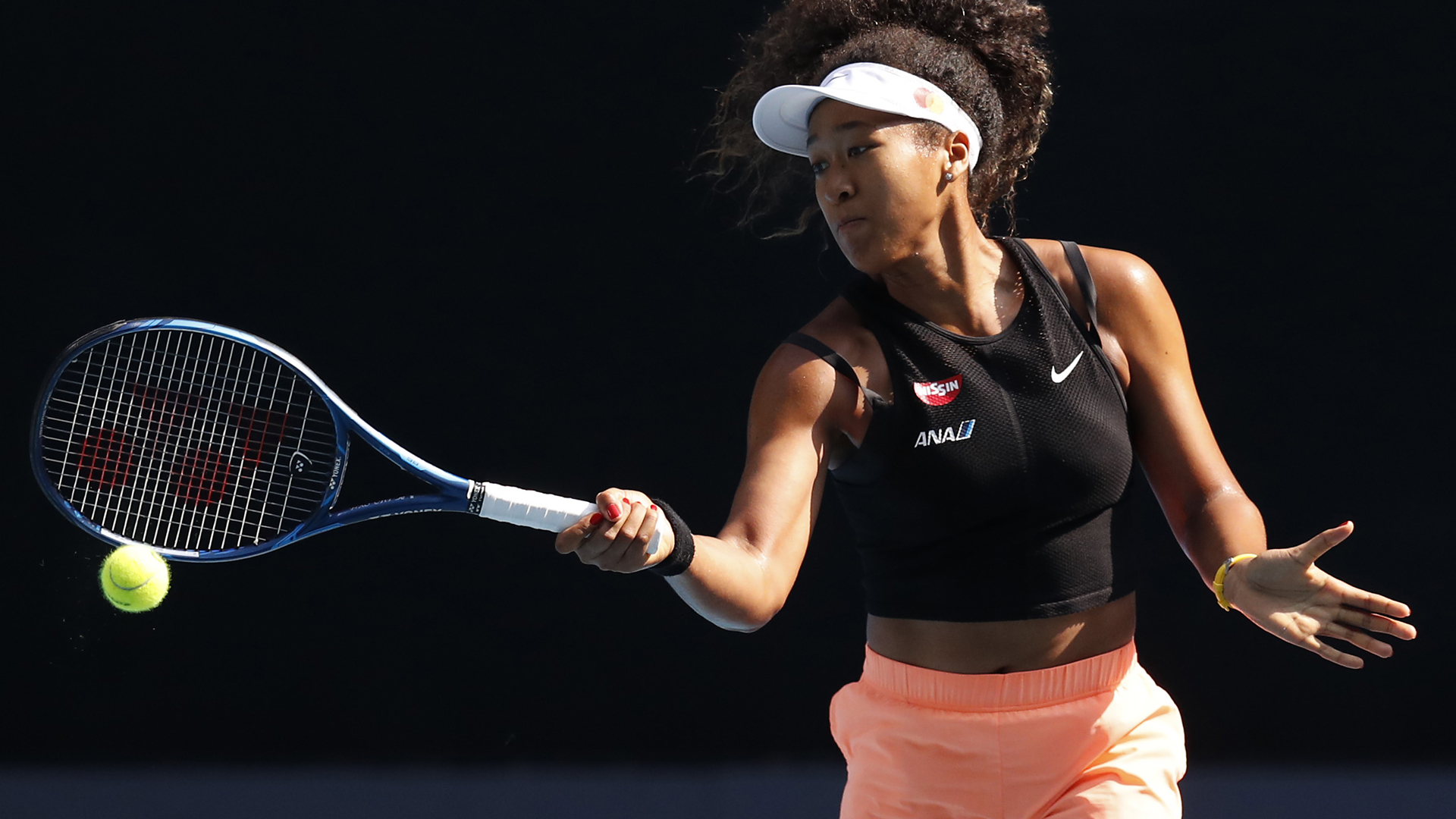 Australian Open 2020: I was more fearless last year – Osaka