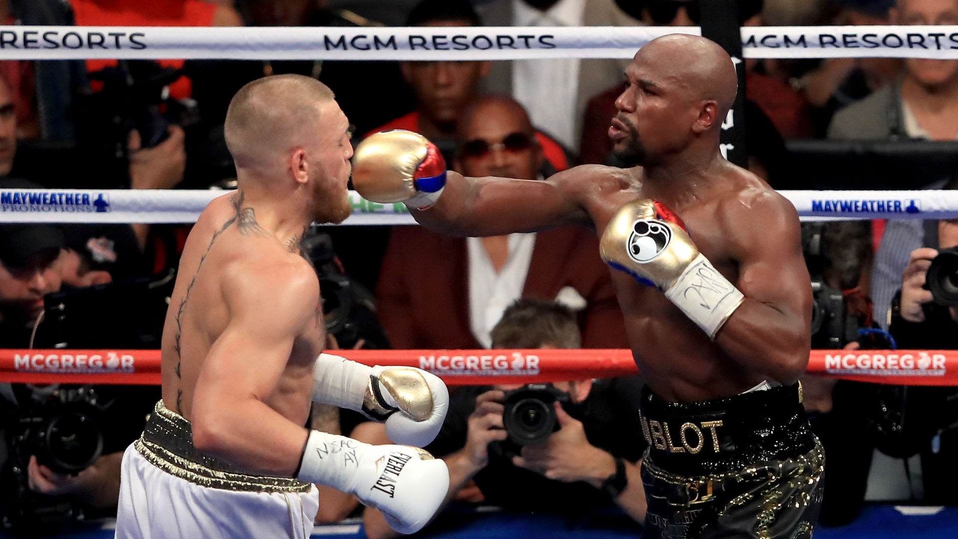 McGregor v Mayweather II: That rematch will happen at some stage, vows Conor