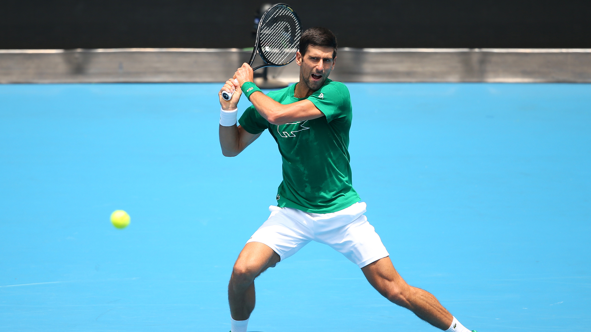 Australian Open 2020: Novak Djokovic results and form ahead of first-round match with Jan-Lennard Struff