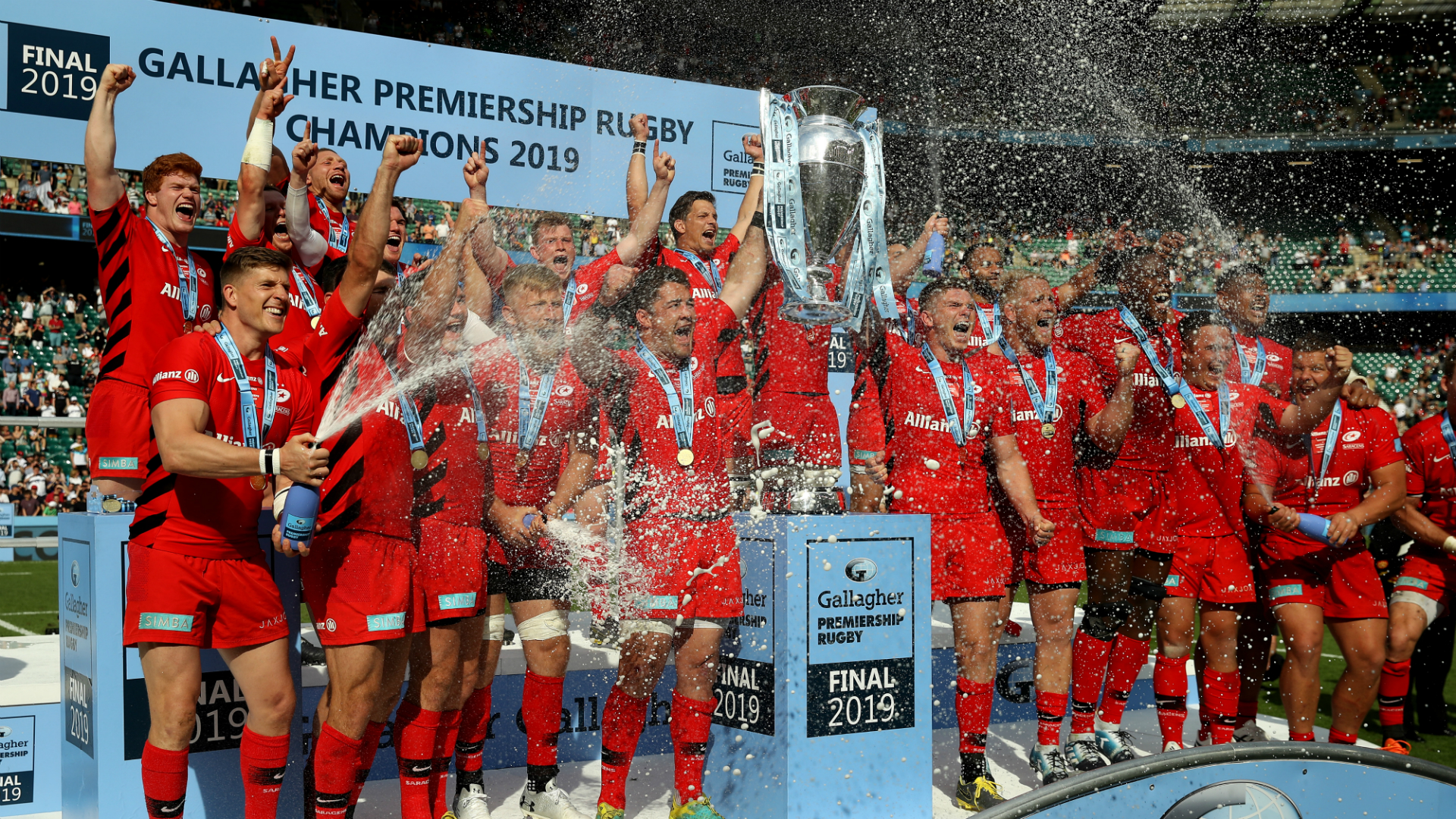 Shamed Saracens bid to 'rebuild confidence and trust'