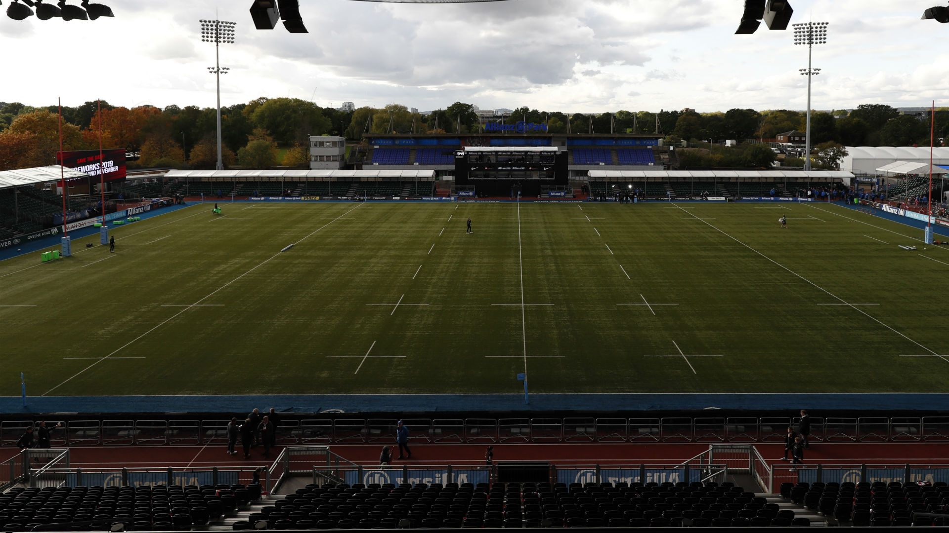 Saracens Release Statement Following Reports They Are Resigned To Relegation