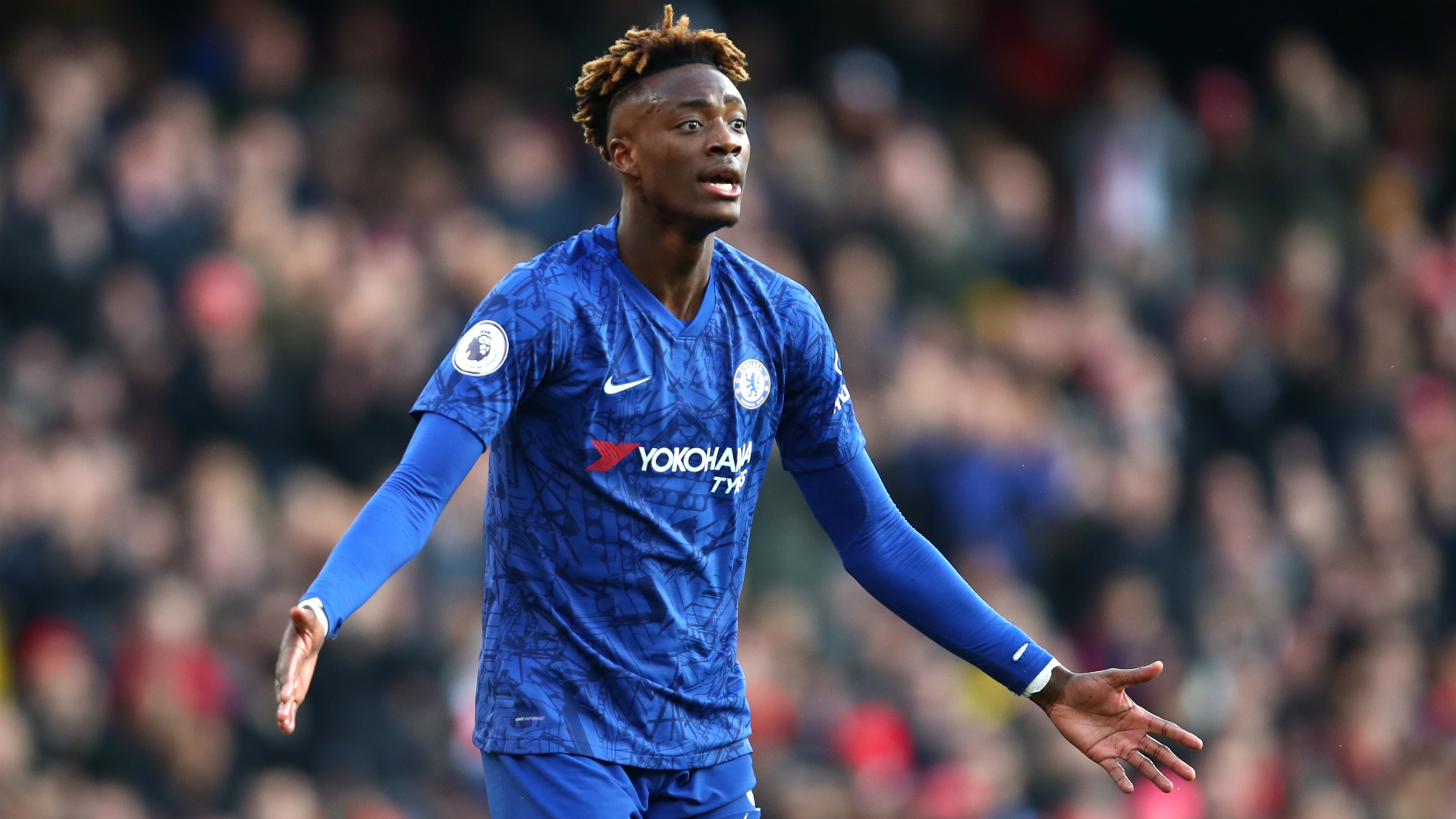 Chelsea can't always rely on Abraham for goals – Lampard