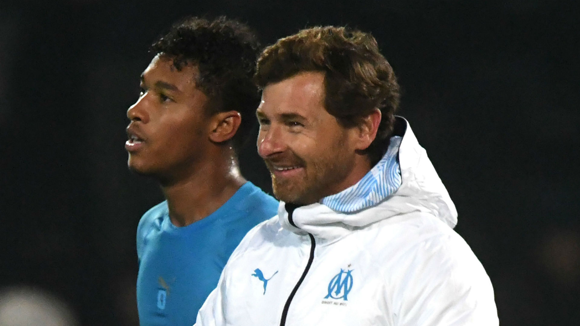 Marseille coach Villas-Boas hopes to return to Dakar Rally within five years