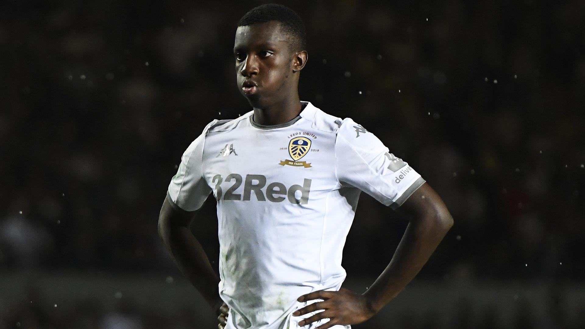 Nketiah recalled by Arsenal as Leeds loan cut short