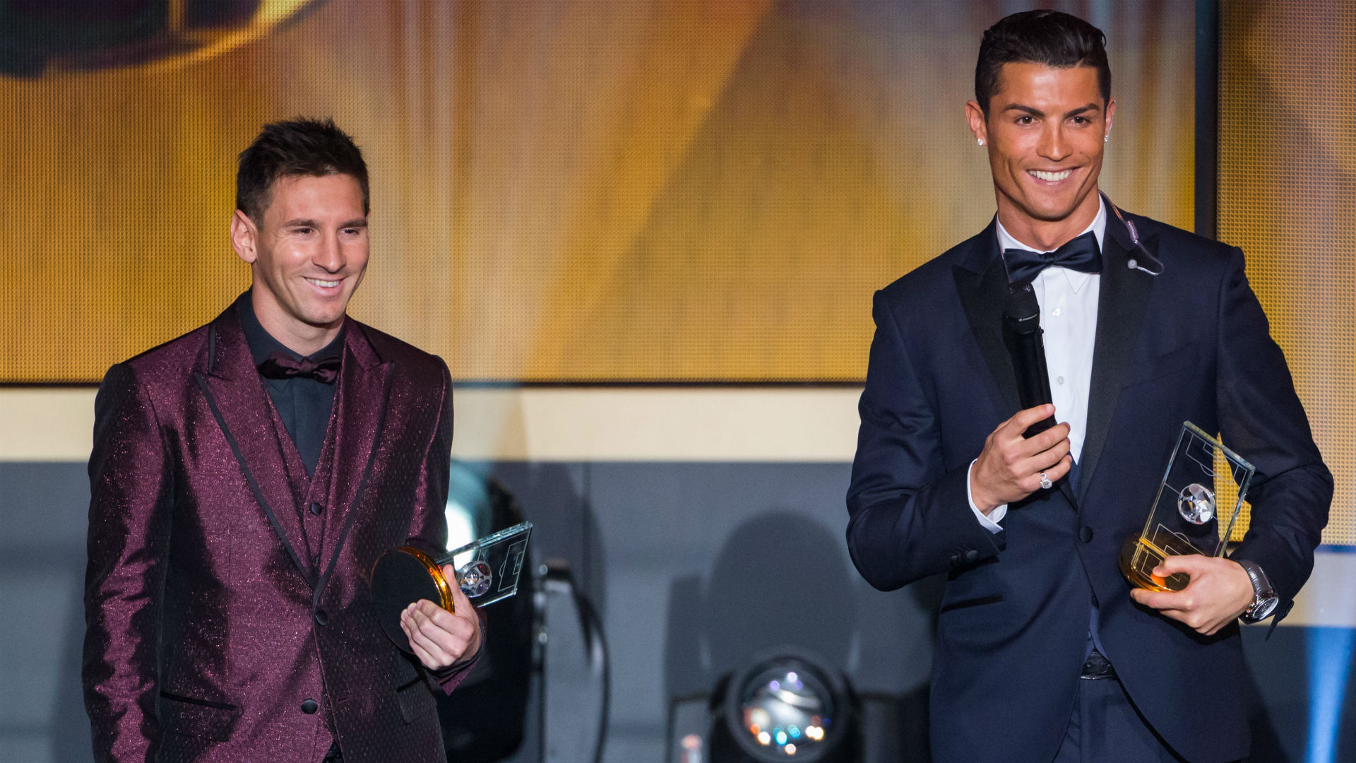 The records Messi and Ronaldo could break in 2020