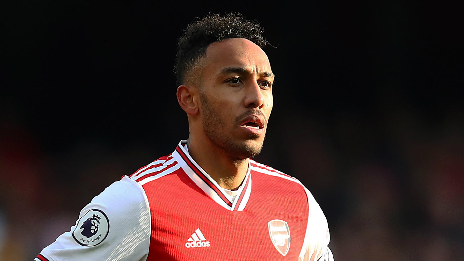 I want him here - Arteta not considering Arsenal without Aubameyang