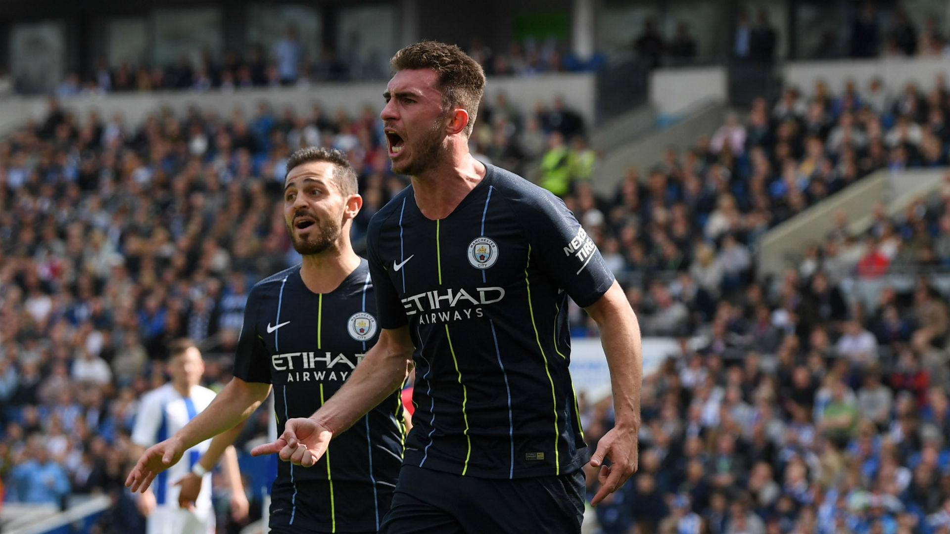 Laporte cannot solve all City's problems, says Guardiola