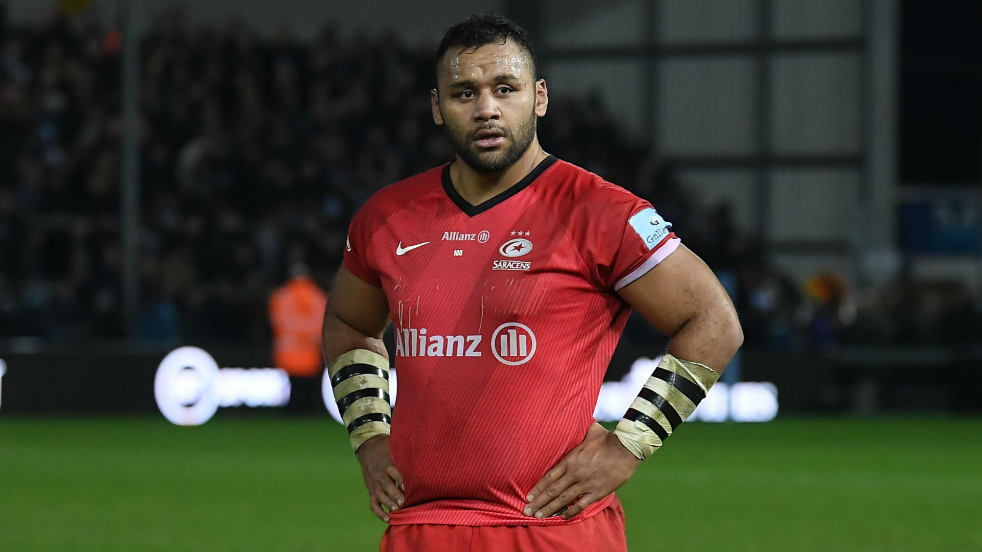 England suffer Six Nations blow with confirmation of broken arm for Billy Vunipola