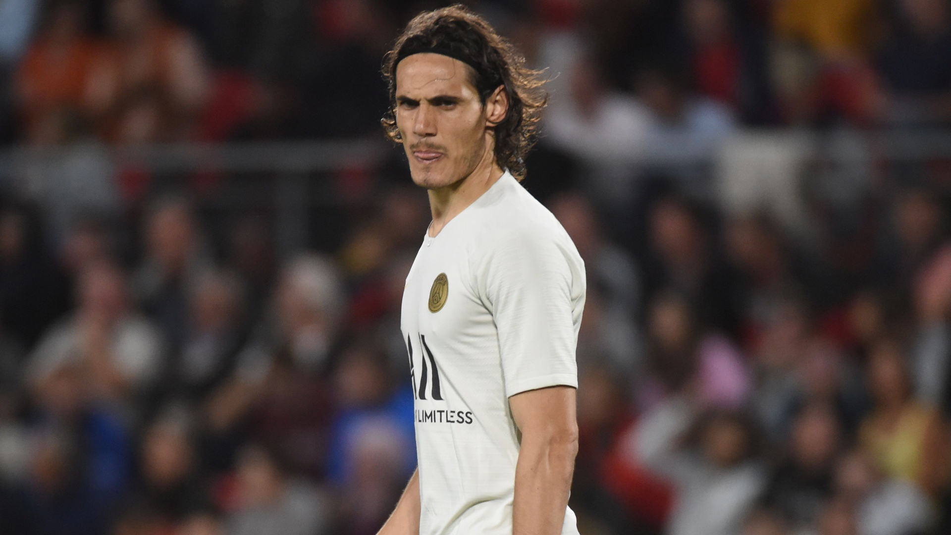 Cavani keen for PSG exit but Atletico bid rejected, confirms Leonardo