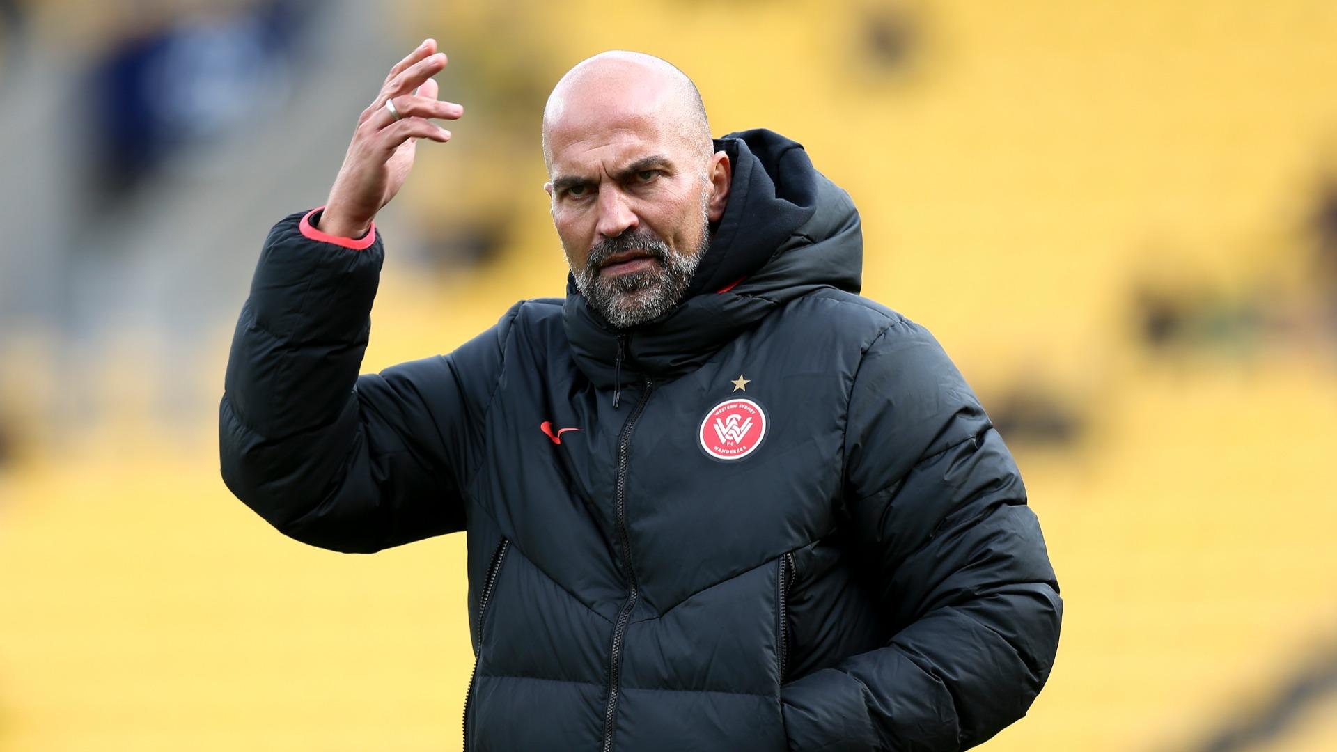 Struggling Wanderers sack coach Babbel
