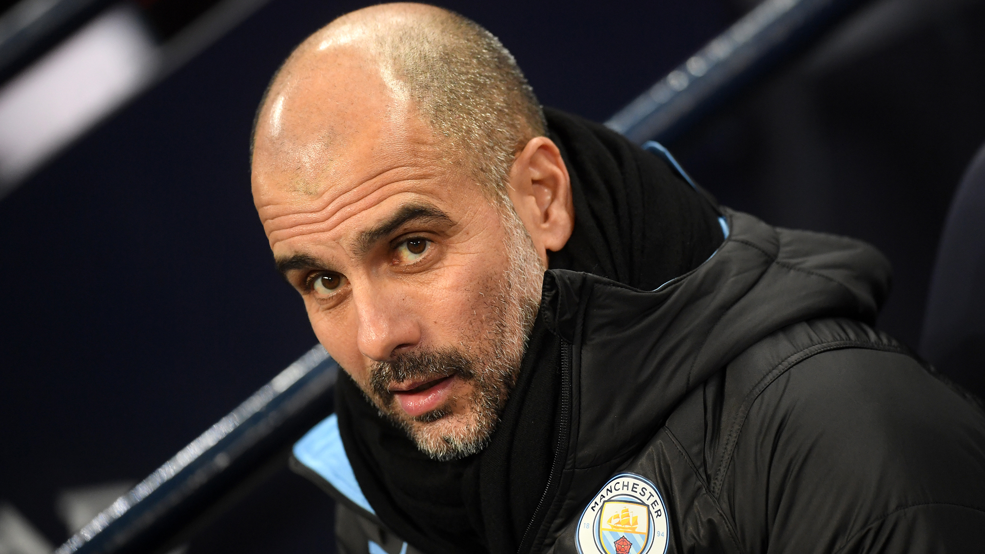 Guardiola focused on improving Man City rather than 'extraordinary' Liverpool