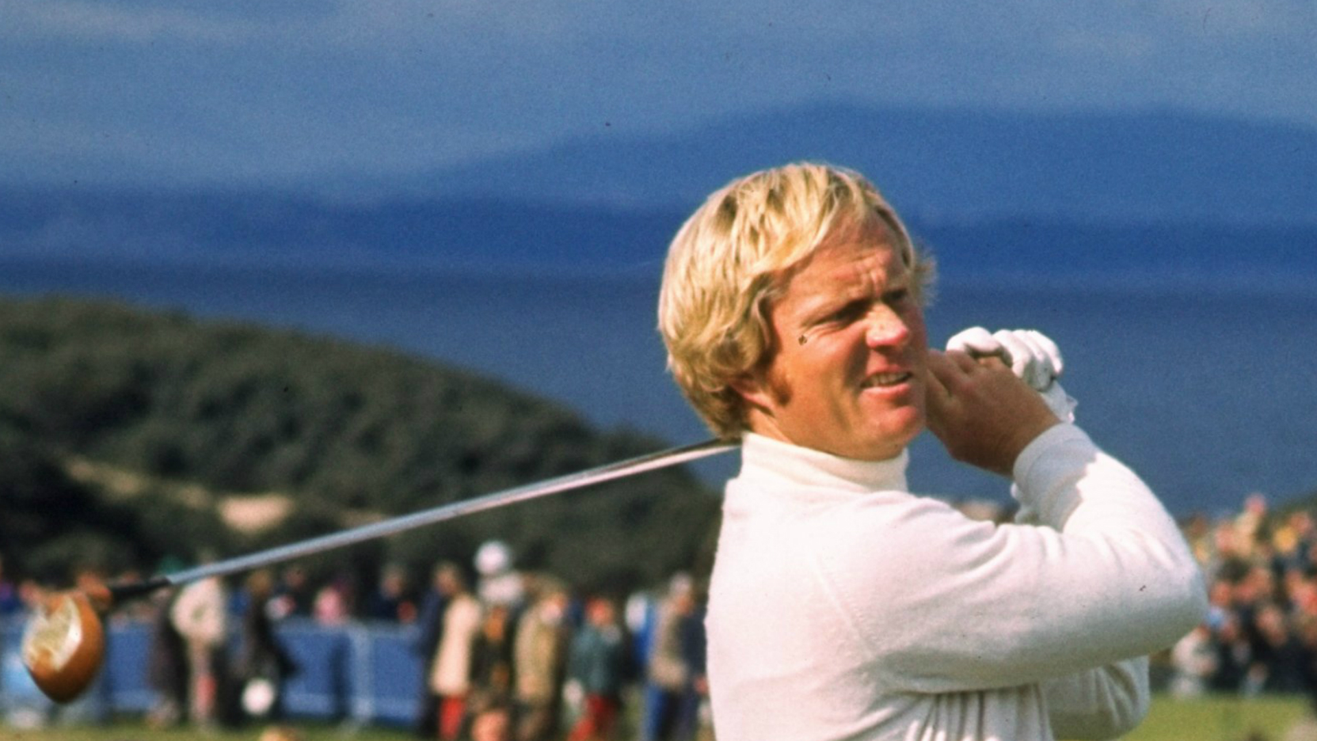 Jack Nicklaus turns 80: How golf's Golden Bear made his first claim for greatness under the eyes of Hogan