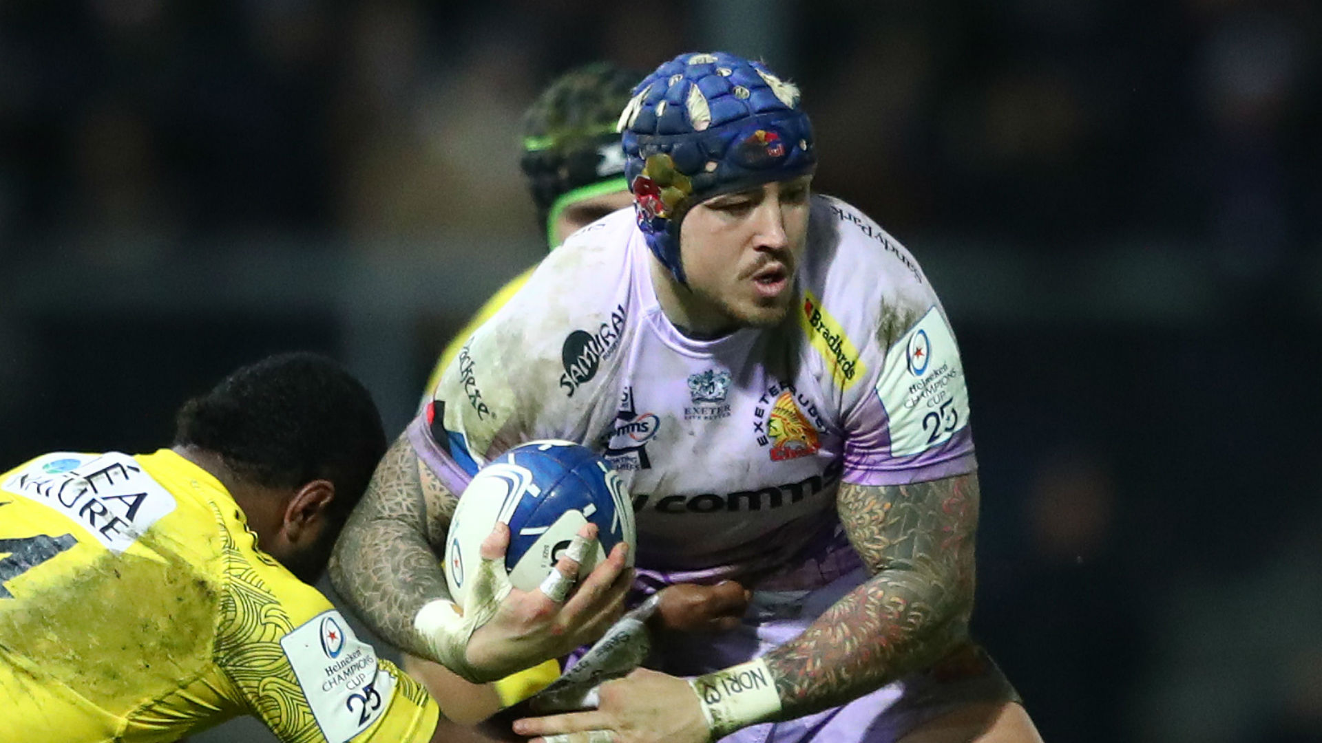 Nowell Six Nations squad omission due to ankle surgery