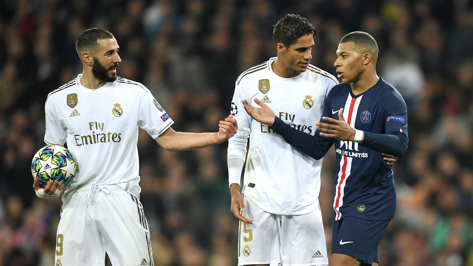 Mbappe affirms PSG commitment amid Real Madrid links and says Liverpool are 'like a machine'