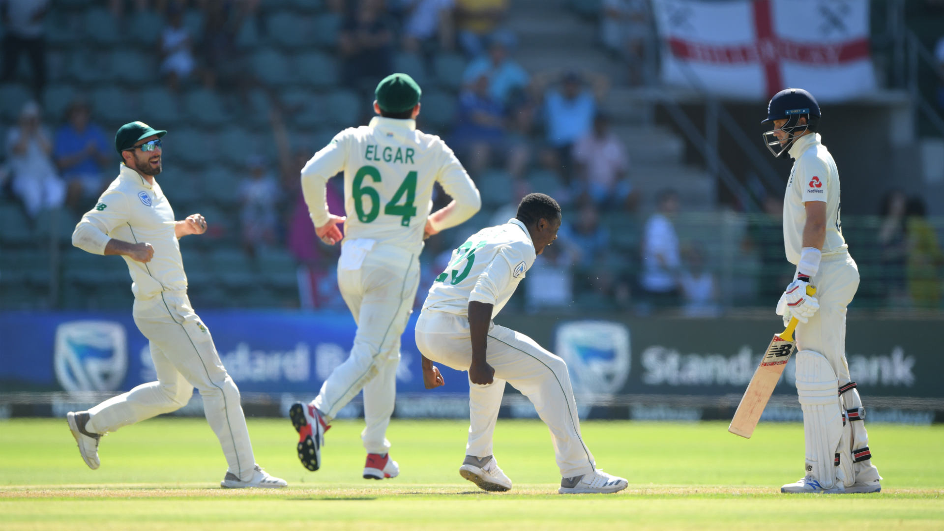 I'm letting the team and myself down - Rabada vows to keep emotions in check