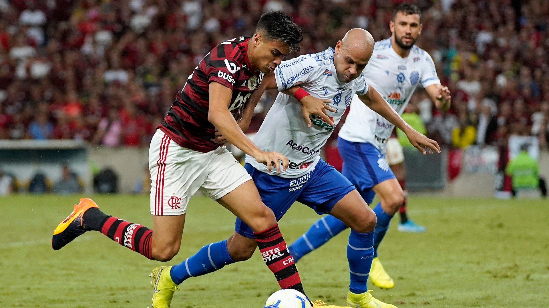 Real Madrid sign Reinier from Flamengo