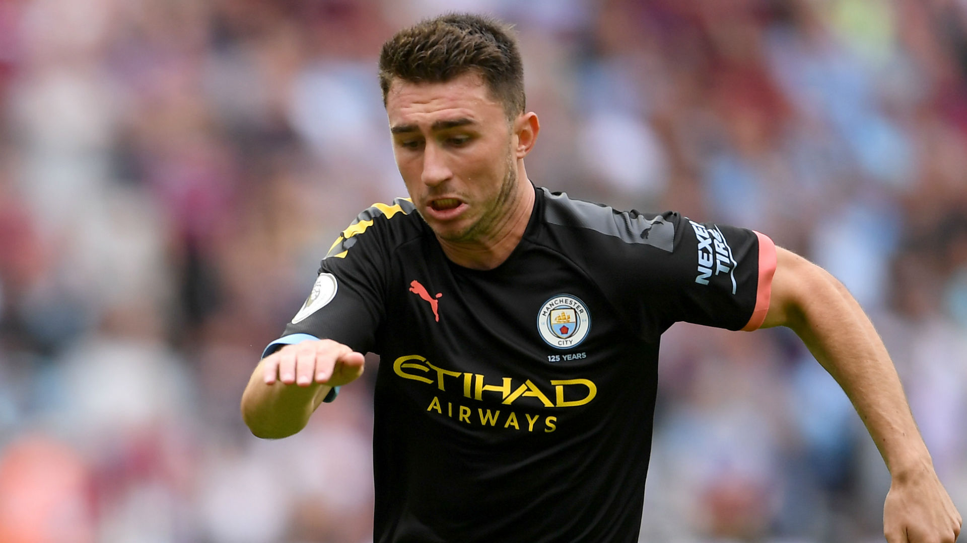 Man City centre-back Laporte returns from knee injury to start