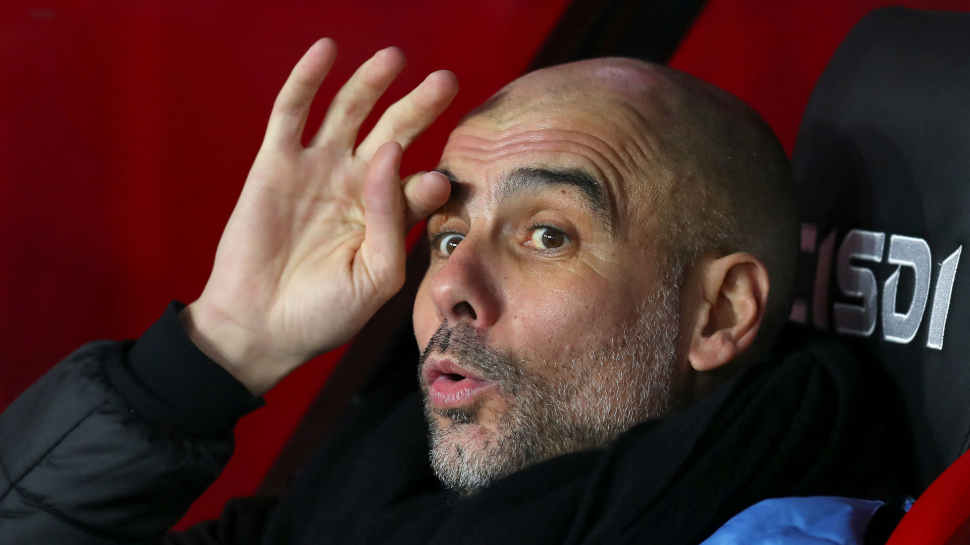 Guardiola's delight as Man City blunt stubborn Blades