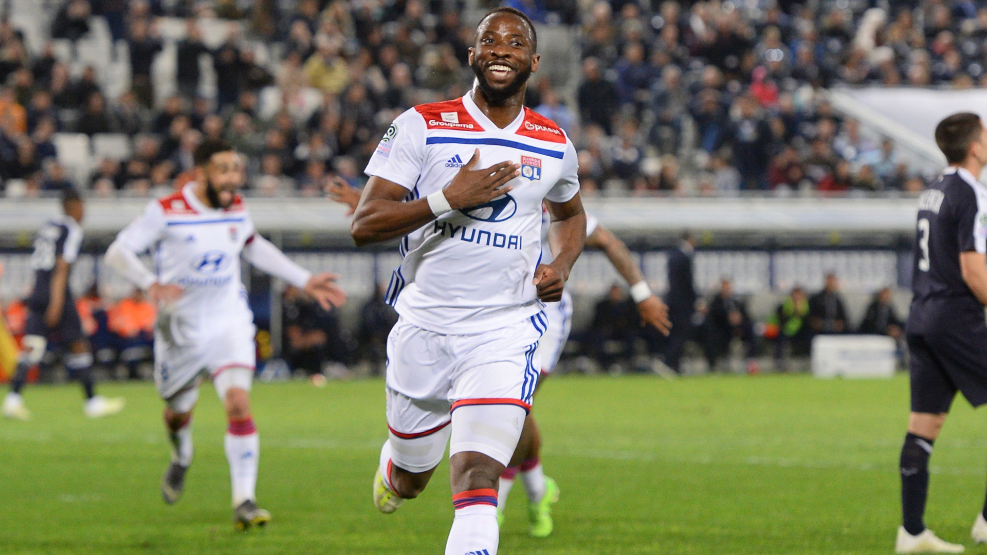Dembele: I'm staying at Lyon