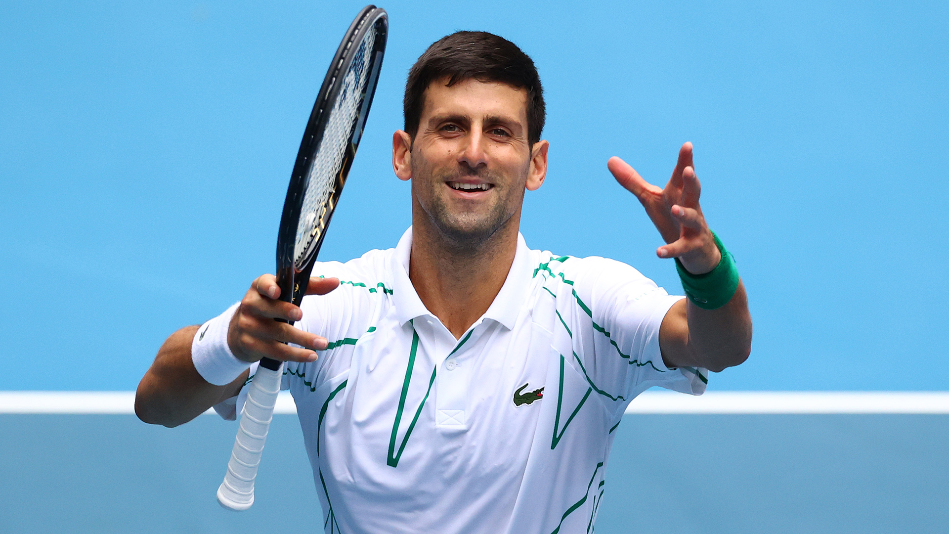Australian Open 2020: Djokovic offers Krajinovic advice ahead of Federer clash