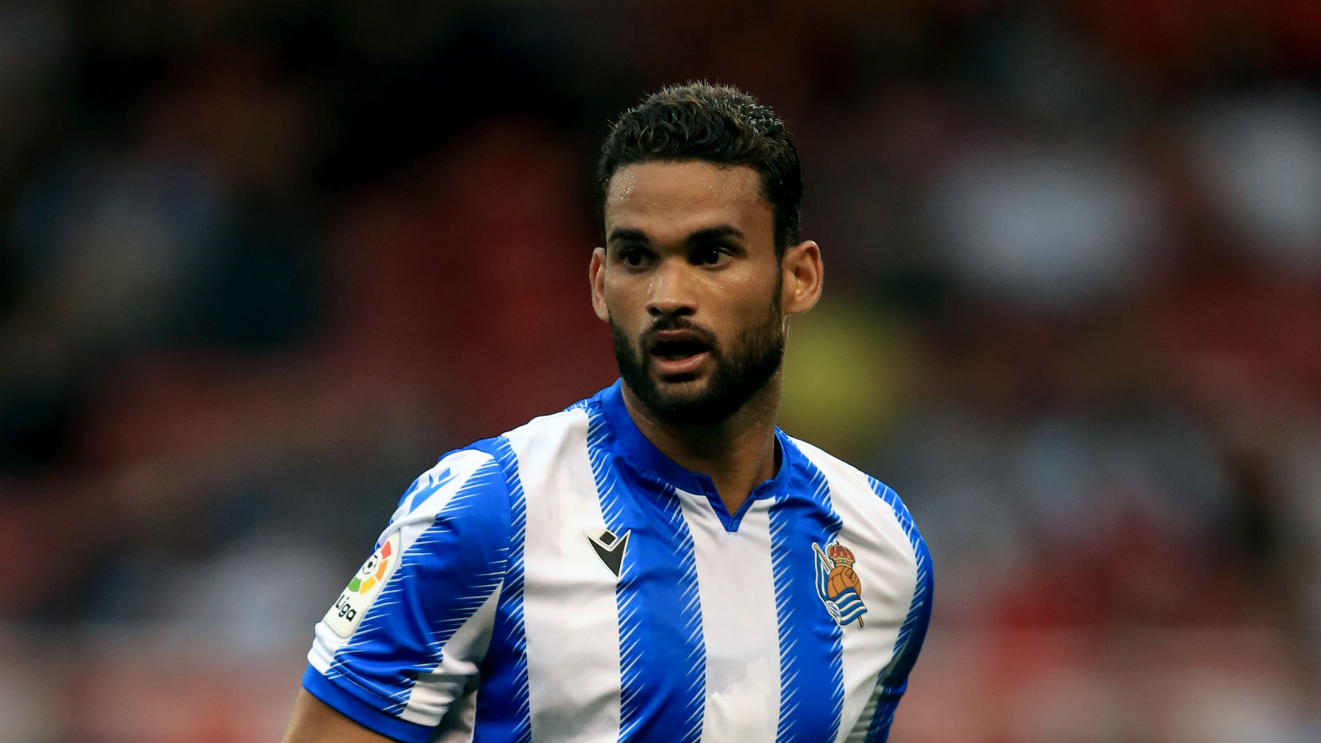 Willian Jose left out by Real Sociedad amid Tottenham rumours