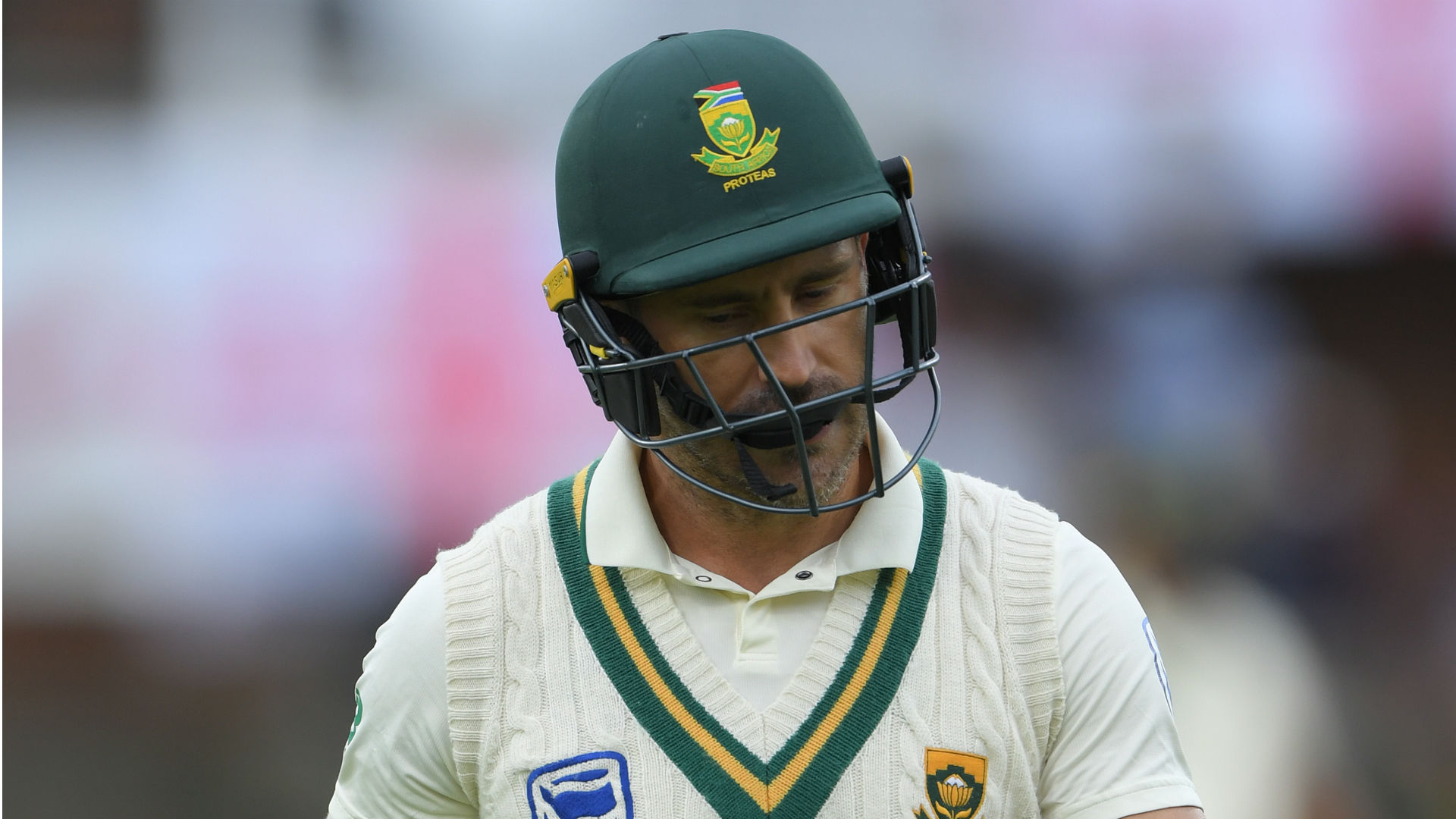 Du Plessis not focusing on South Africa future and urges Proteas to show fresh mindset