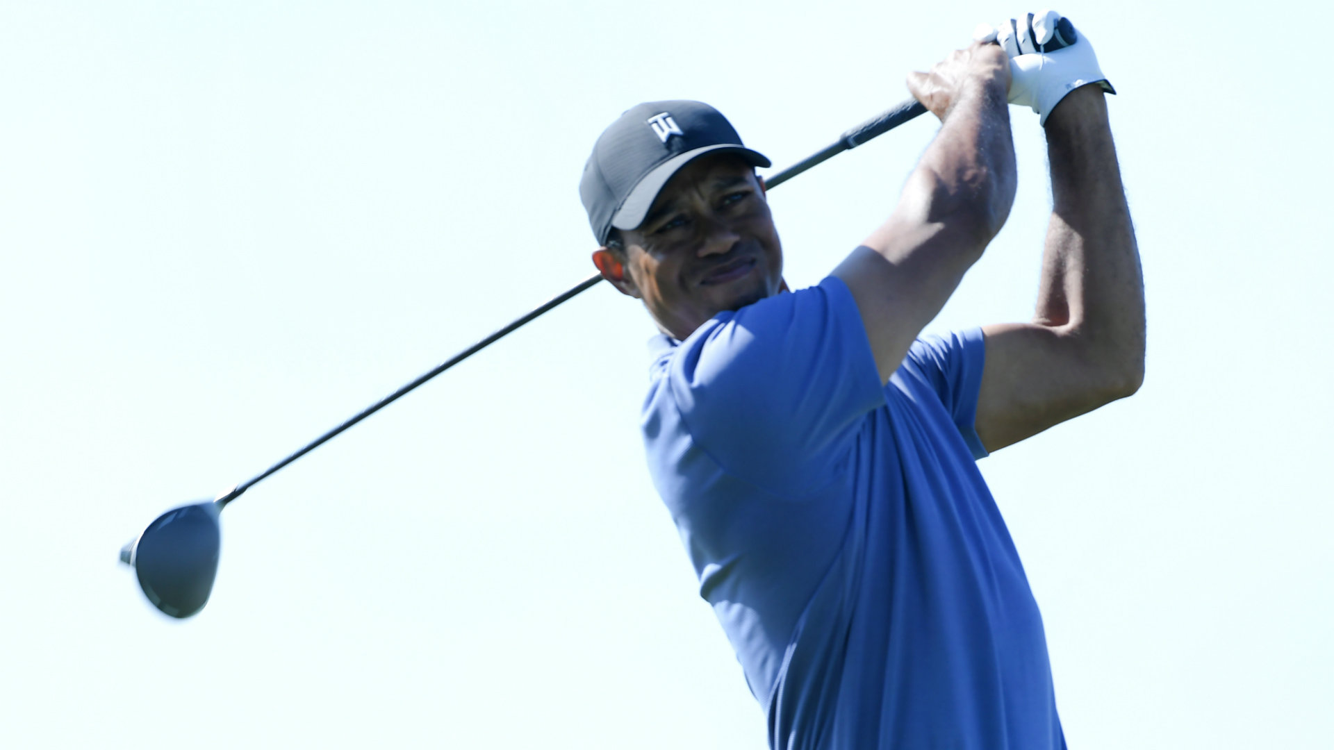 Woods three off the lead after opening 69 at Torrey Pines