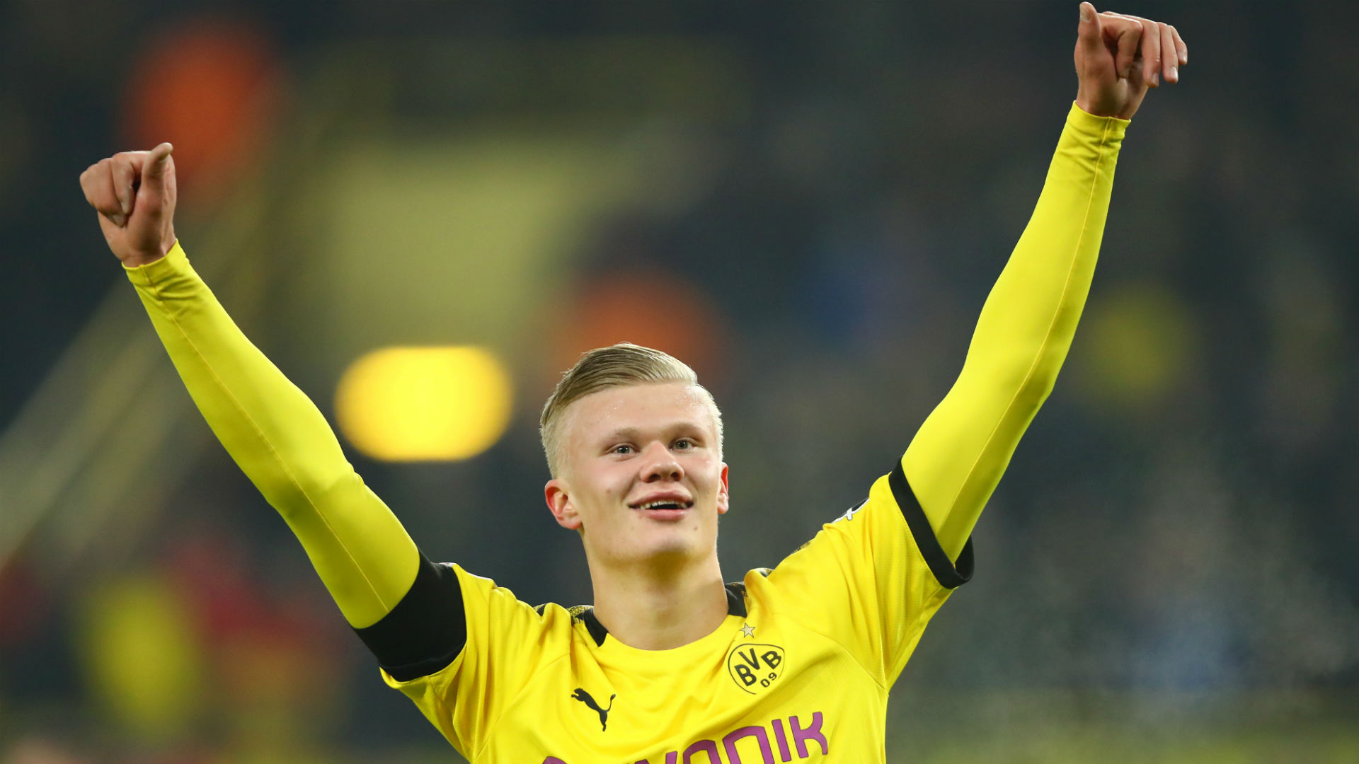 Haaland at the double as dream start to life at Dortmund continues