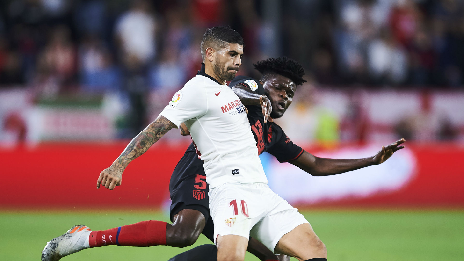 Al Shabab sign Sevilla playmaker Banega