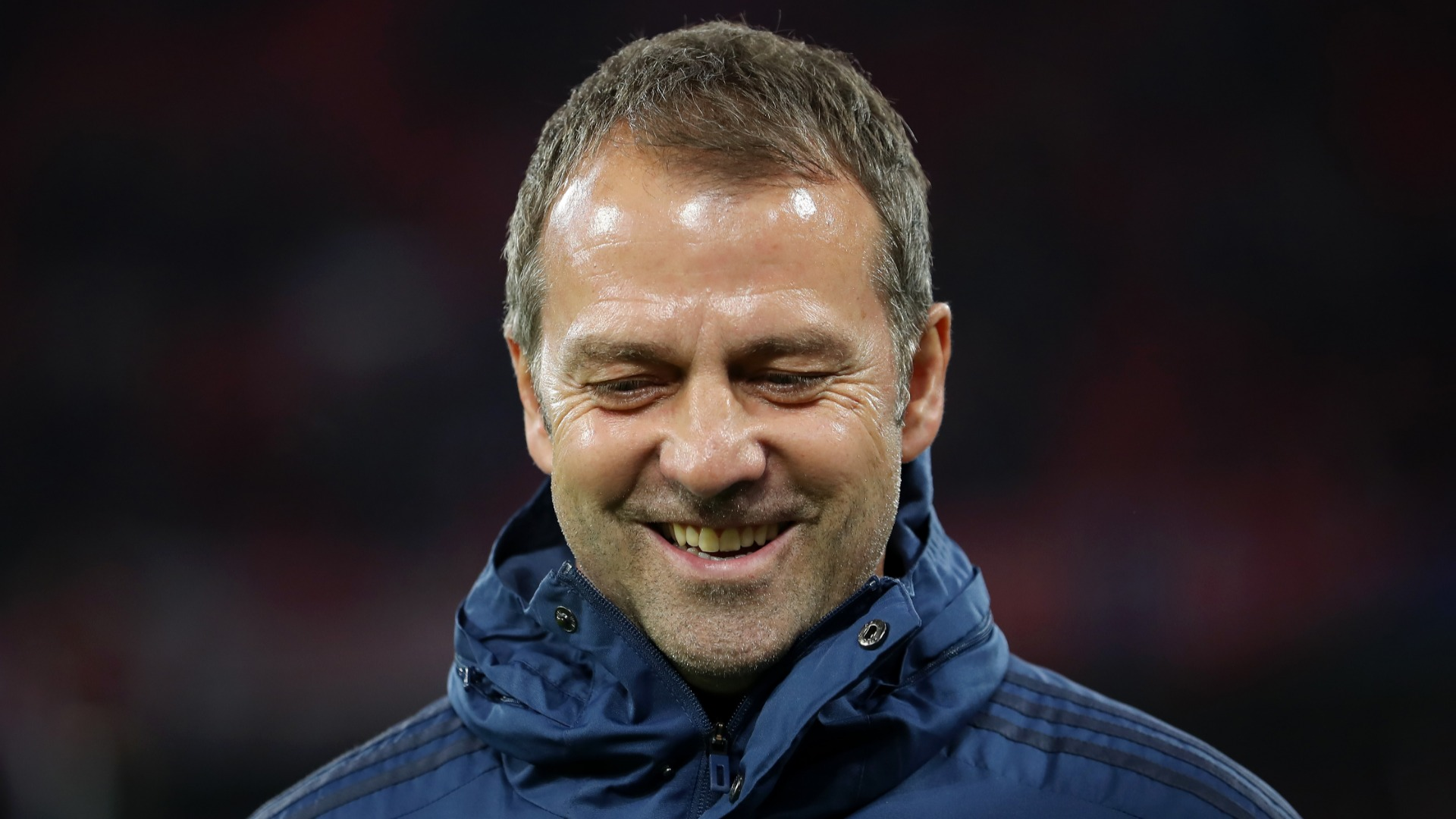Flick hails 'very successful day' as Bayern close on Leipzig