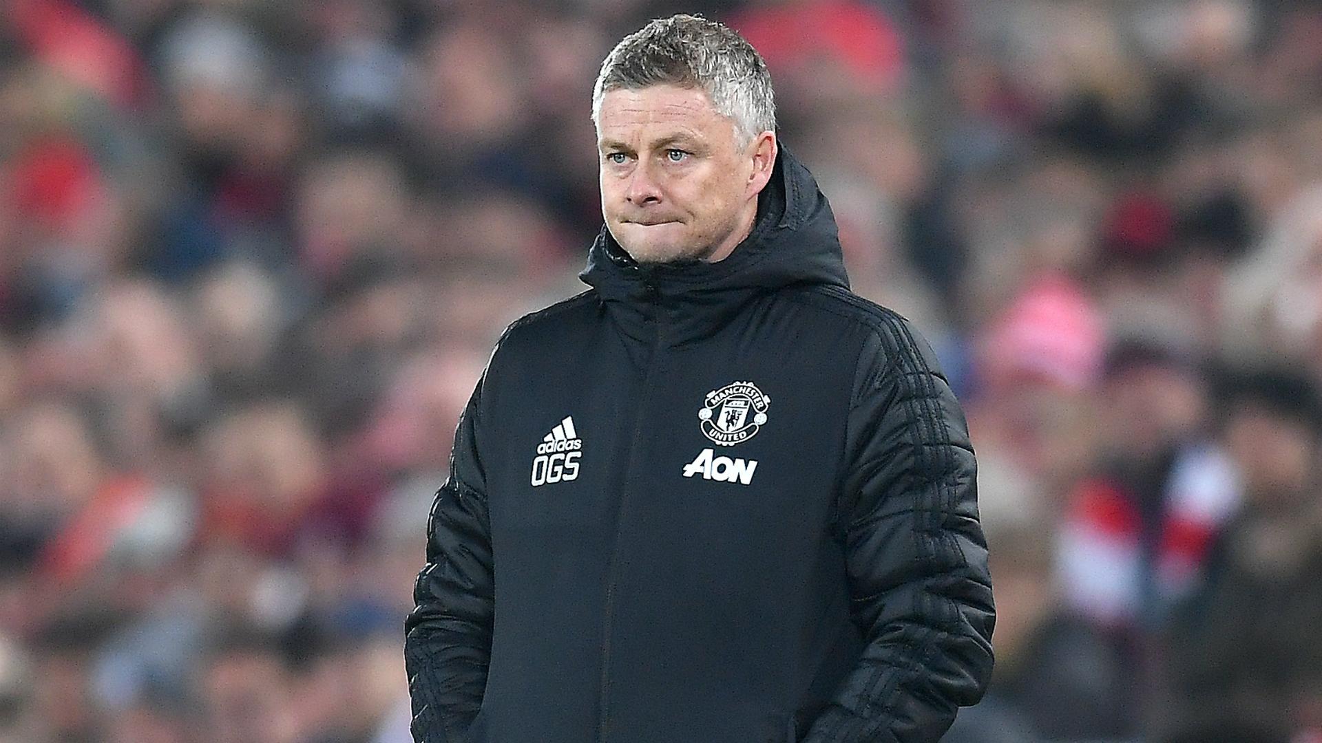 Solskjaer not fearing for job amid Man Utd struggles