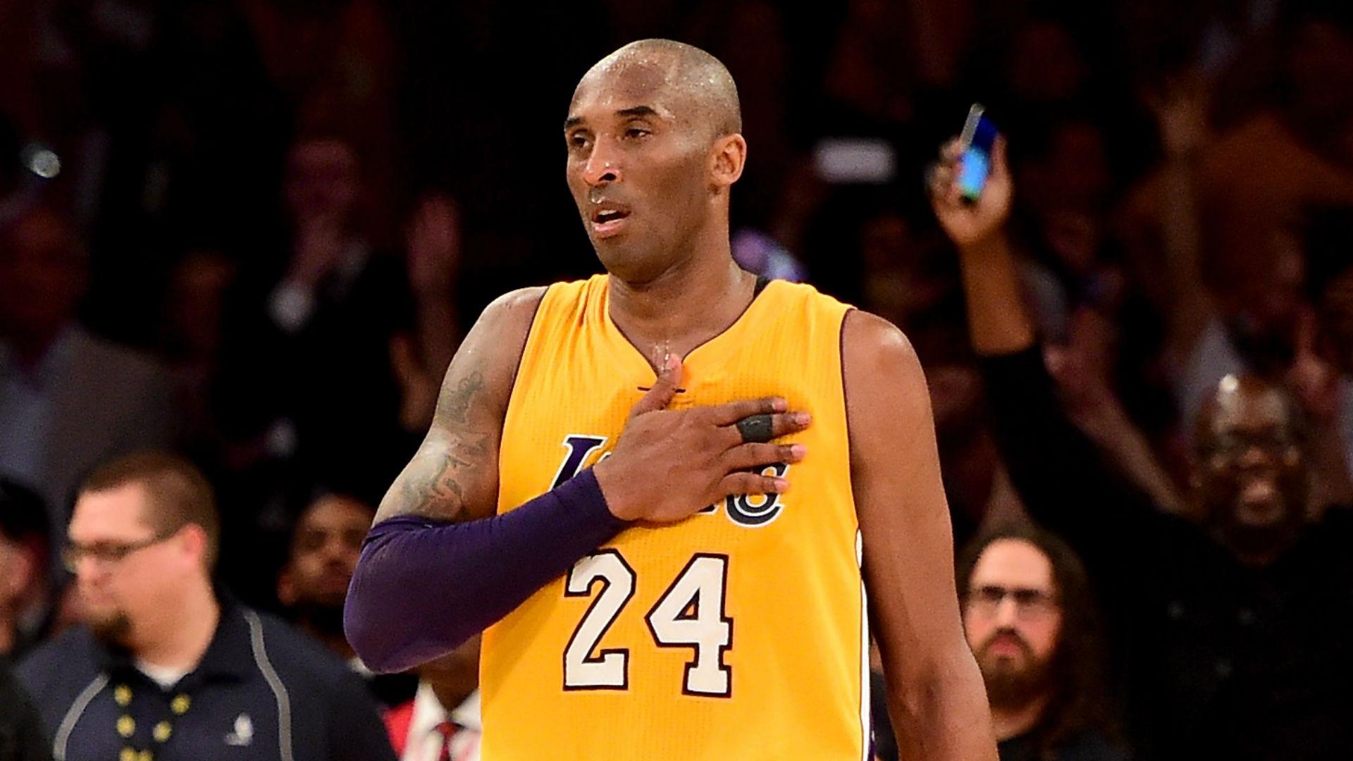 Kobe Bryant dead: Tom Brady, Usain Bolt and Neymar lead tributes