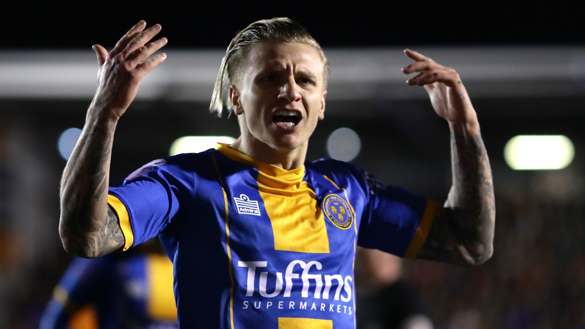 Shrewsbury Town 2-2 Liverpool: Cummings double earns surprise draw