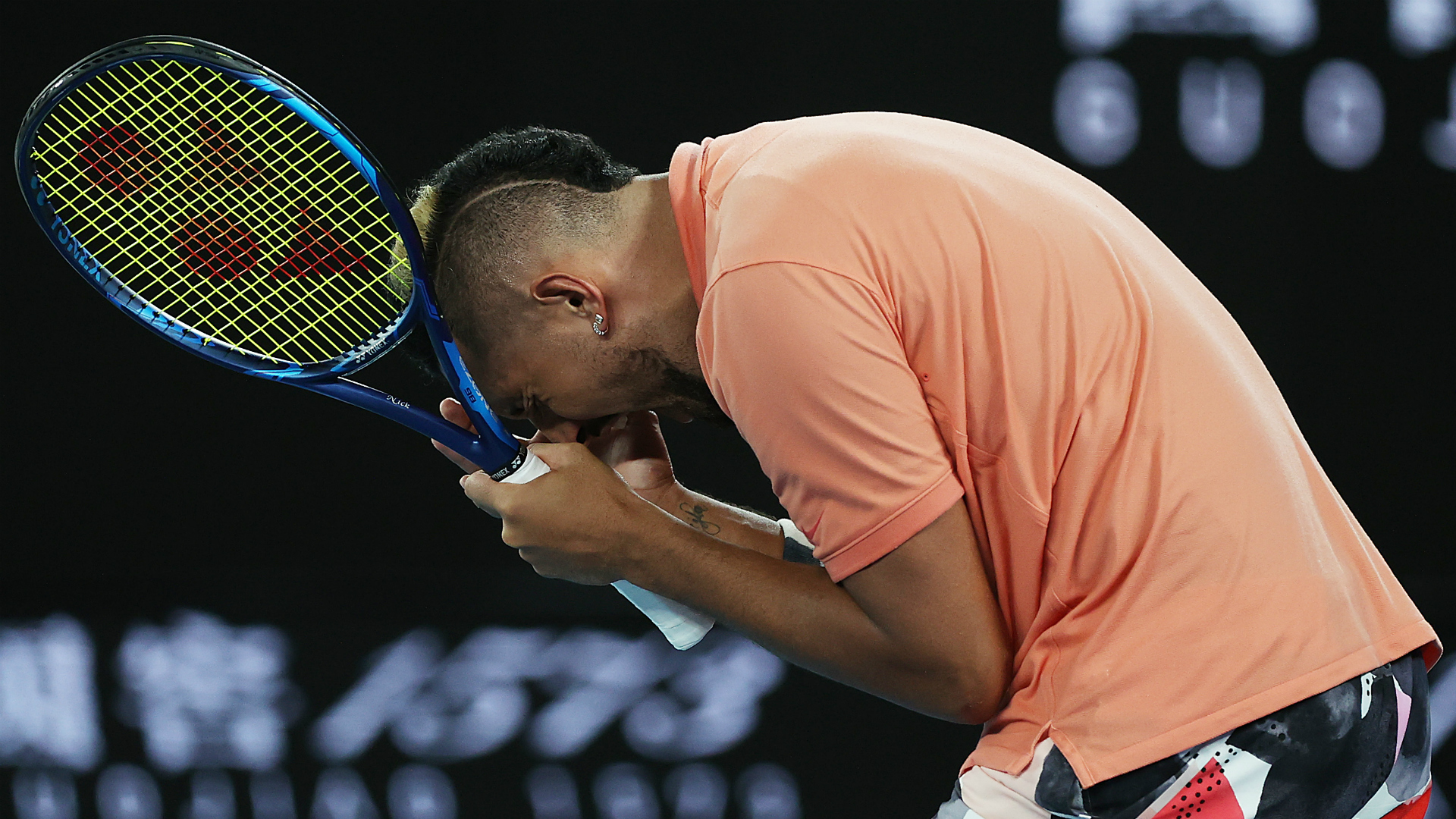Australian Open 2020: Kyrgios 'shattered' to lose but appreciates 'champion' Nadal