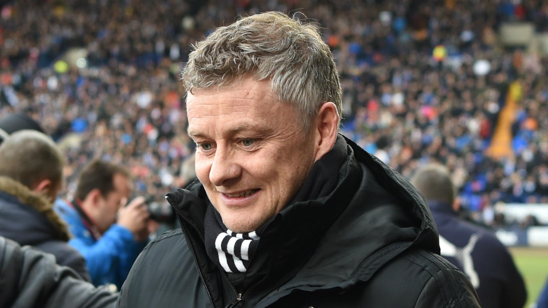 Solskjaer calls for unity after Man Utd easily avoid FA Cup upset