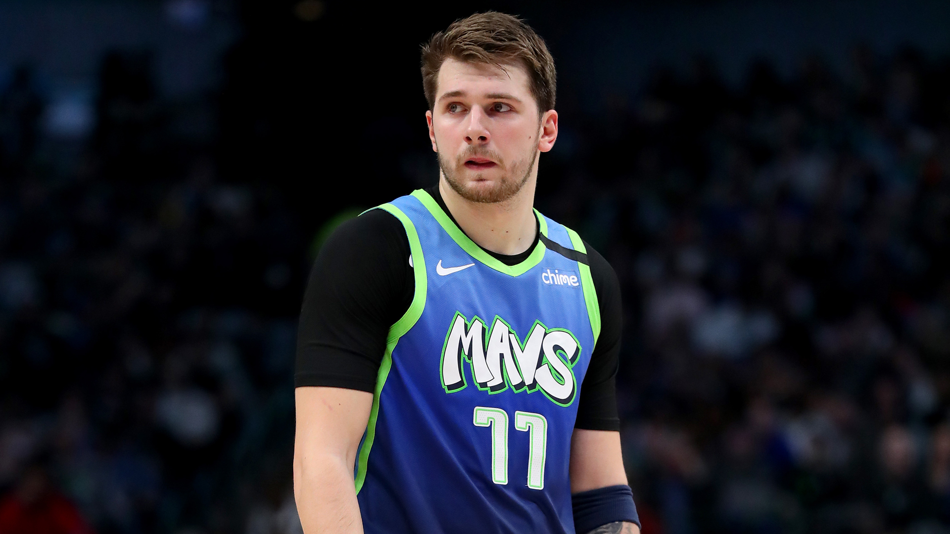 Doncic Dazzles Rockets Soar As The Nba Continues To Mourn Bryant Basketball News Stadium Astro