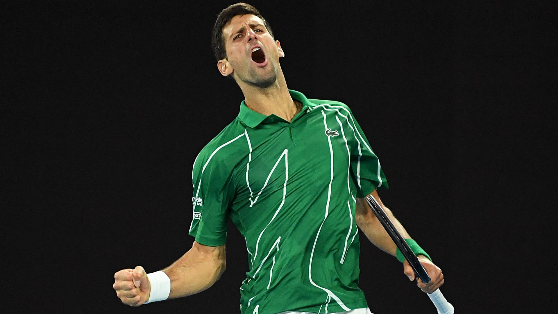 Australian Open 2020: Djokovic books Federer showdown after dismissing Raonic