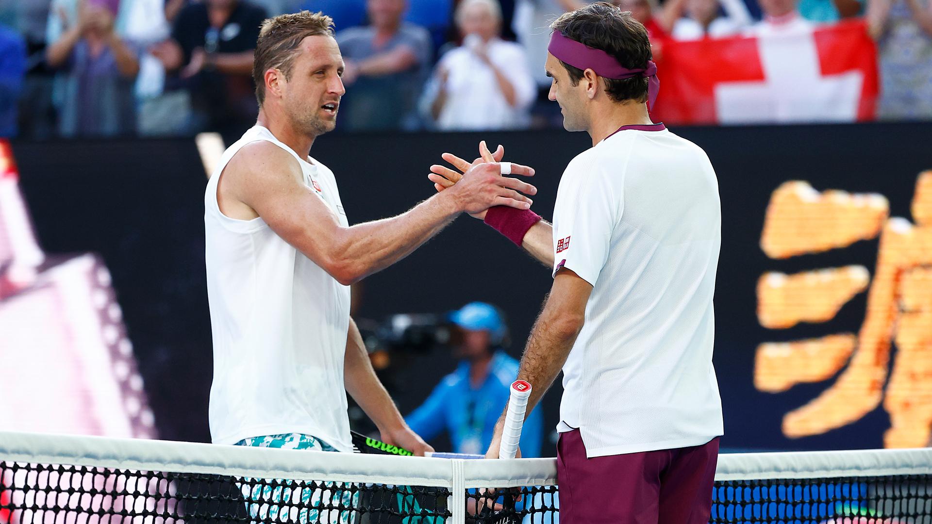 Australian Open 2020: The seven match points Federer saved against Sandgren