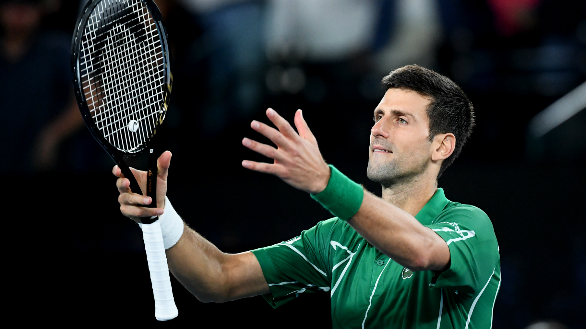 Australian Open 2020: Djokovic insists he is not 'dominating' Federer despite winning streak