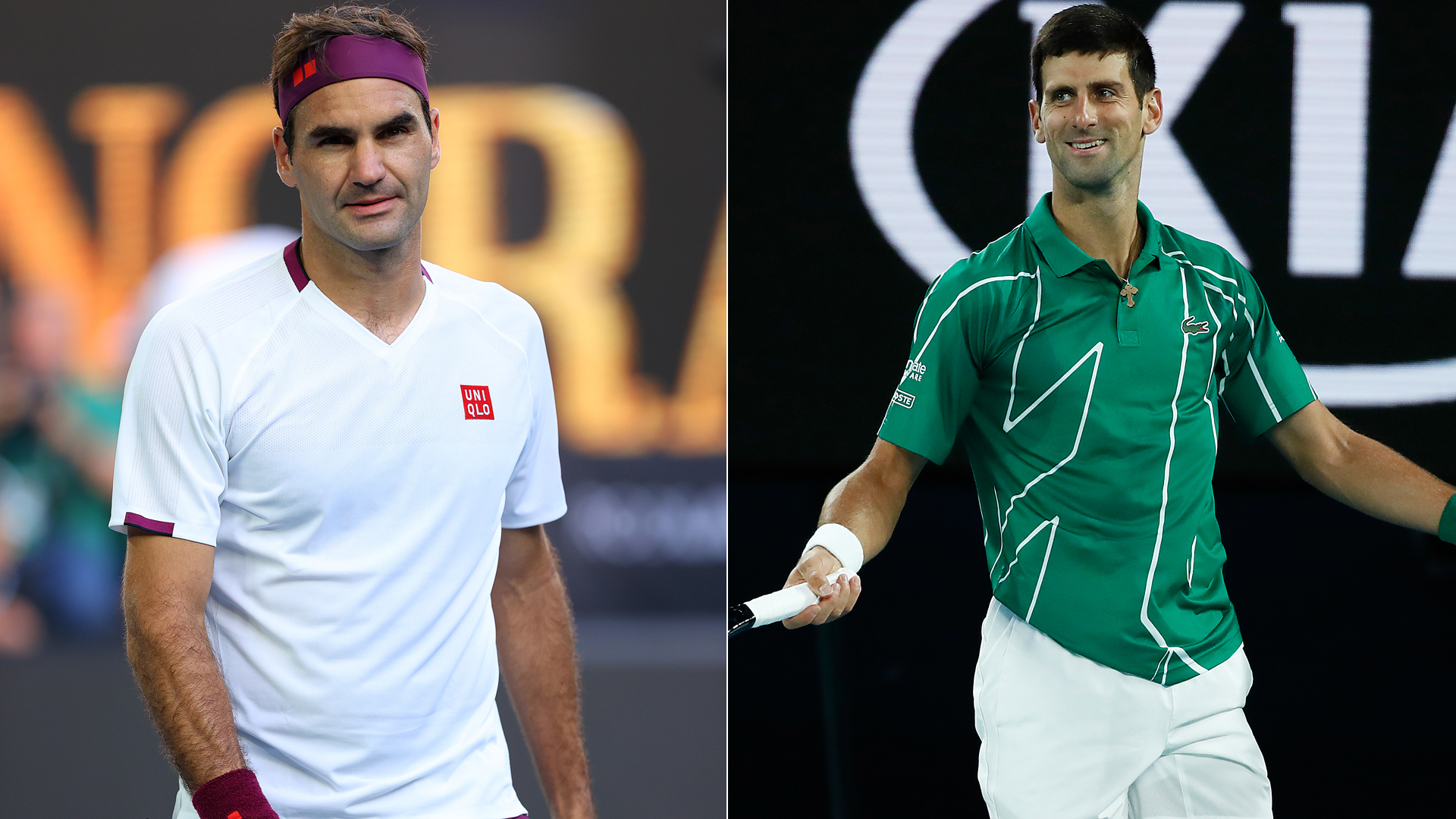 Australian Open 2020: Roger Federer and Novak Djokovic results and form ahead of semi-final