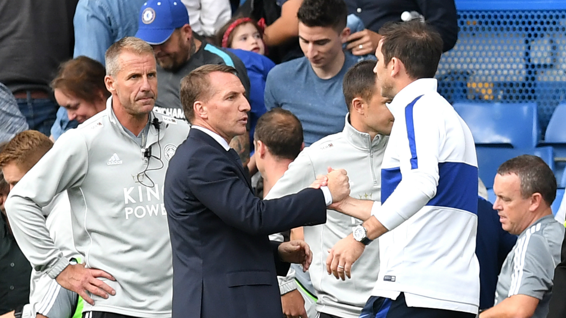 Talking Point: Would Rodgers have been a better choice for Chelsea than Lampard?
