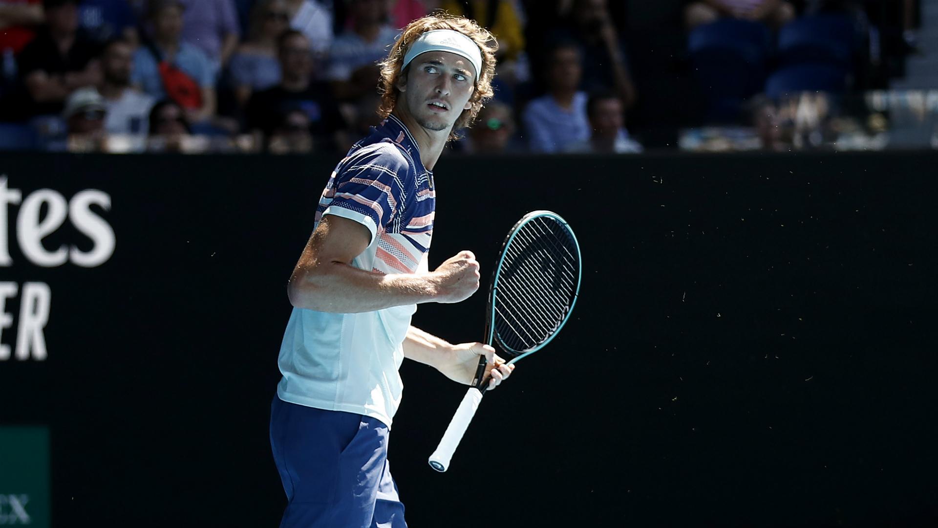 Australian Open 2020: Semi-final bound Zverev breaks new ground to stun Wawrinka