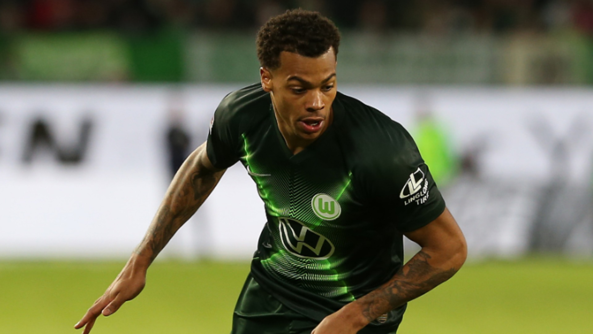 Nmecha joins Man City team-mate Roberts at Boro after goalless Wolfsburg stint